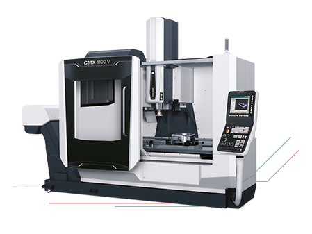 CMX 1100 V by DMG MORI