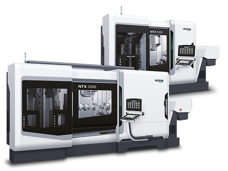 NTX Series by DMG MORI